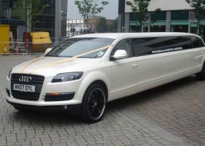 Audi Q7 Limo Hire Leeds