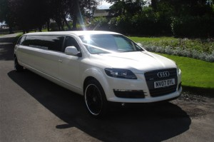 corporate limo hire for events