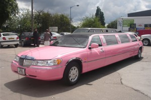 limo hire for hen nights leeds