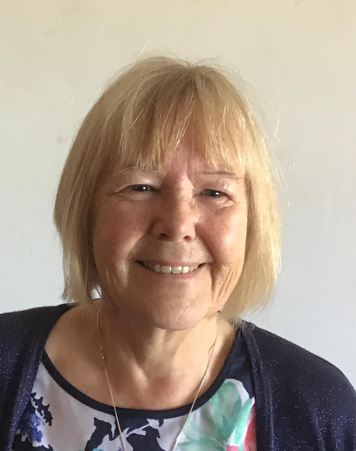Eve Wann Regional Site Secretary