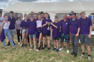 Eastern Region Youth with Rod Daniels Trophy