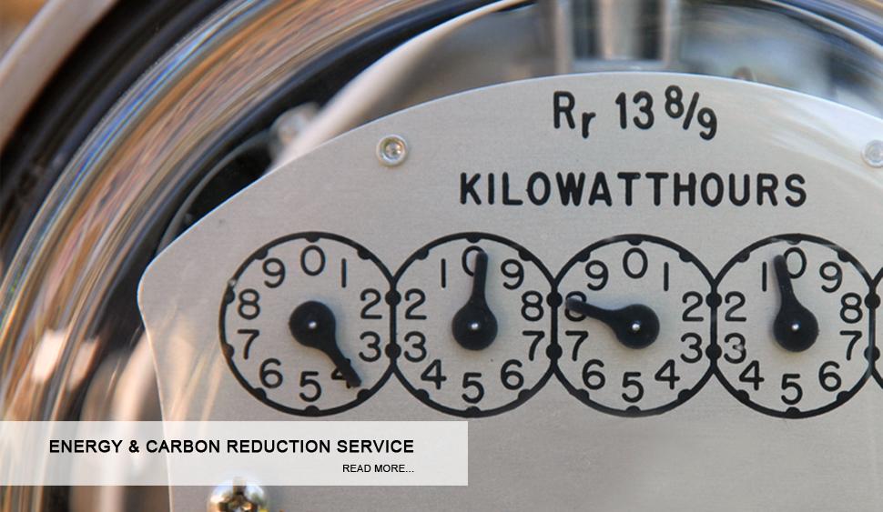 ENERGY & CARBON REDUCTION SERVICE
